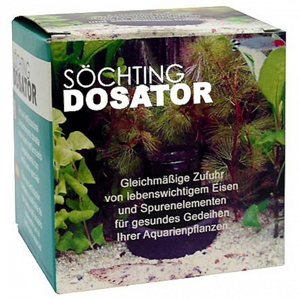 Söchting Dosator Düngeautomat Pflanzendüngung Aquarium