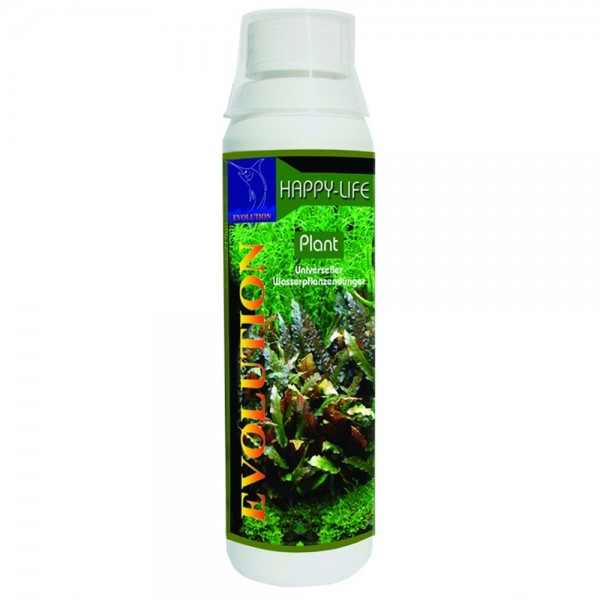 Evolution Happy-Life Plant 250ml Pflanzendünger Dünger Aquarium