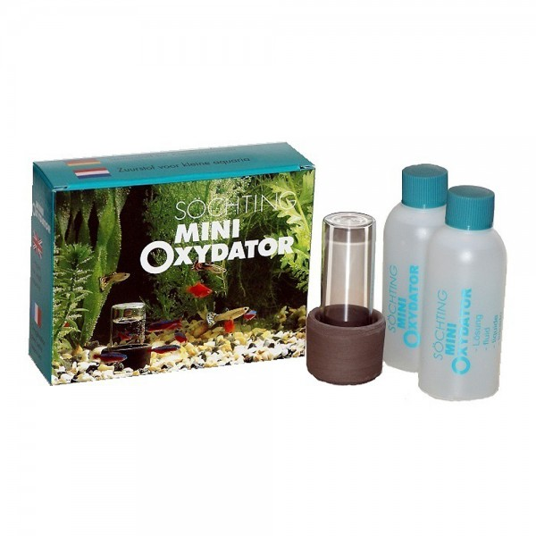 Söchting Oxydator Mini Sauerstoff O2 Aquarium Oxidator Katalysator