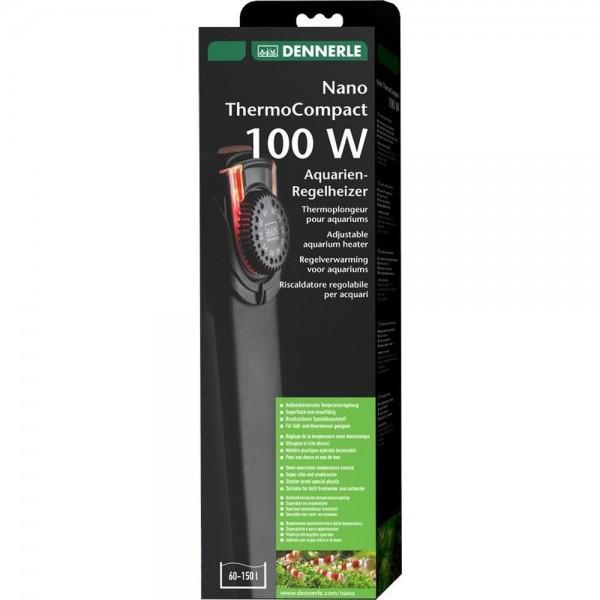 Dennerle Nano ThermoCompact Aquarien-Regelheizer 100W